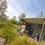 A contemporary retreat in a bushland setting