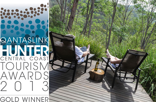 Award winning Hunter Valley accommodation