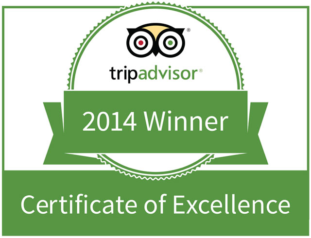 Somewhere Unique - Romantic Hunter Valley Accommodation - TripAdvisor Certificate of Excellence Winner