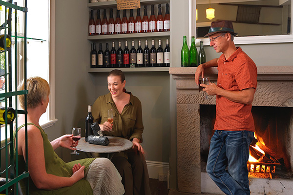 Hunter Valley Attraction, Wollombi wine tasting
