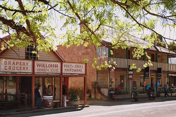 Visit Wollombi village, Hunter Valley Attractions