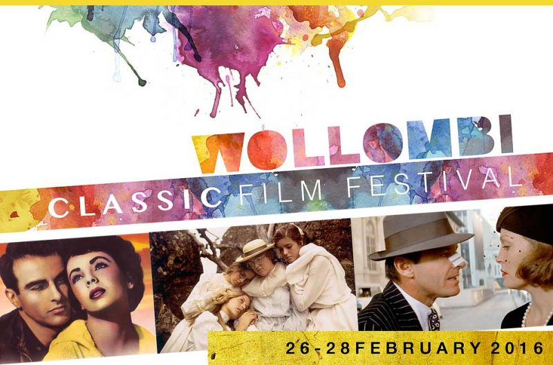 Wollombi Classic Film Festival 2016, Hunter Valley