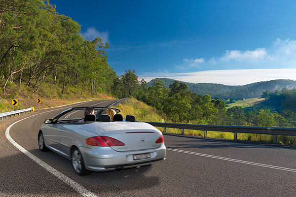 Tourist Drive 33, Scenic Drive to Hunter Valley from Sydney