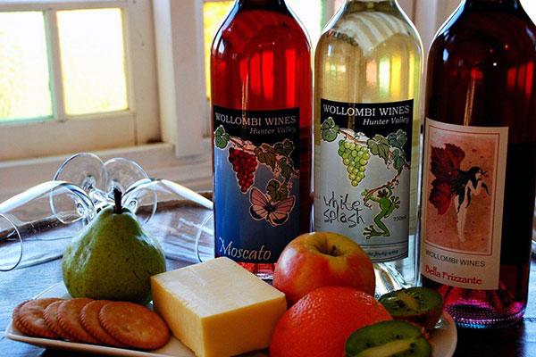 Wollombi Wine Tasting, Hunter Valley Attractions