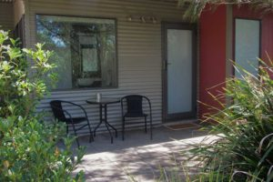 Hunter Valley Luxury Accommodation, Lowanna Retreat, Private Courtyard